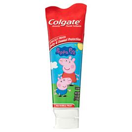 Colgate Peppa Pig  Bubble Fruit 130gm