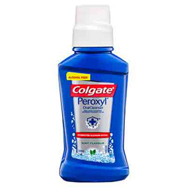 Colgate Peroxyl Oral Mouth Rinse 236ml