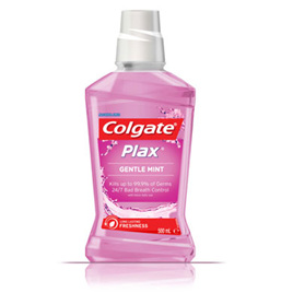 Colgate Plax Gentle Mint Alcohol Free 500ml