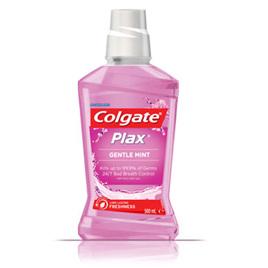 Colgate Plax Gentle Mint Alcohol Free 500ml Mouthwash