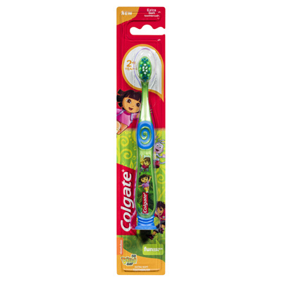 Colgate Smiles 2-5 years Toothbrush - Diego
