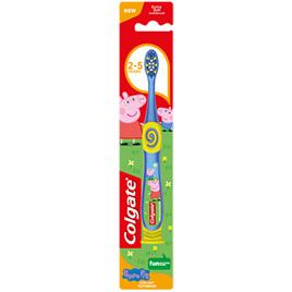 Colgate Smiles 2-5 years Toothbrush Peppa Pig