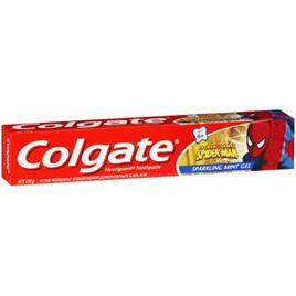 Colgate Spiderman Sparkling Mint Gel 110gm