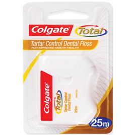 Colgate Total Dental Ribbon Tartar Control