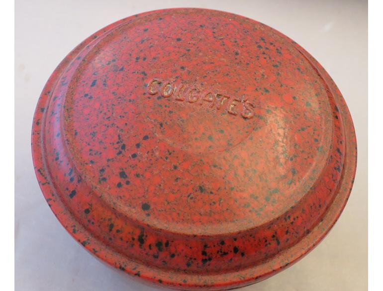 Colgate's Shaving Bowl