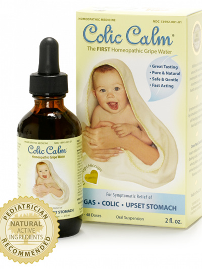 Colic Calm Homeo. Gripewater 60ml