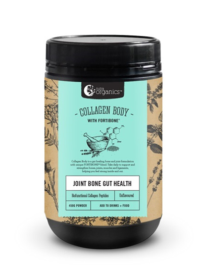 Collagen Body with Fortibone - 450g
