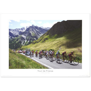 Colle dell Agnello - Tour de France