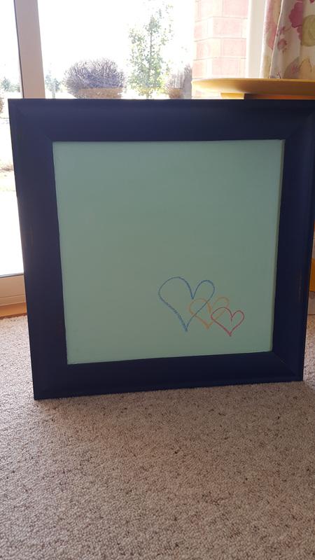 Colour Chalkboard