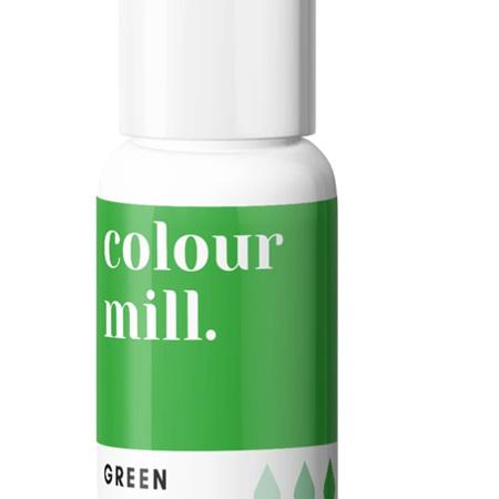 COLOUR MILL GREEN-ORANGE-MISC