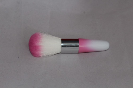 Colourful Kabuki Styled Brush *PINK*