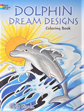Colouring Book - Dolphin Dream Designs