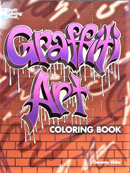 Colouring Book - Graffiti Art