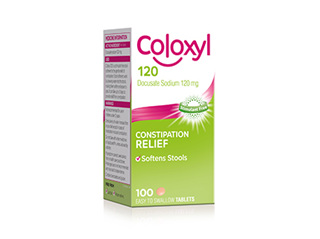 COLOXYL 120MG 1 TABLET 100