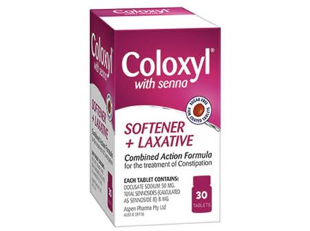COLOXYL C SENNA TABLETS 30