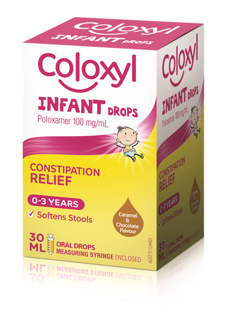 Coloxyl Drops 30mL