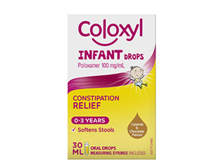 COLOXYL PAED DROPS 30ML