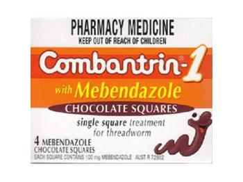 COMBANTRIN 1 Chocolate Squares 4