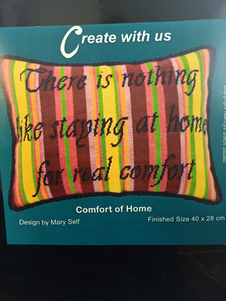 Comfort of Home Kit by Mary Self