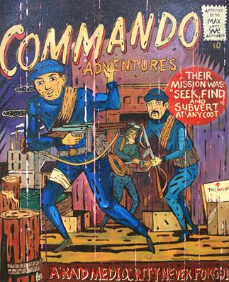 Commando Adventures
