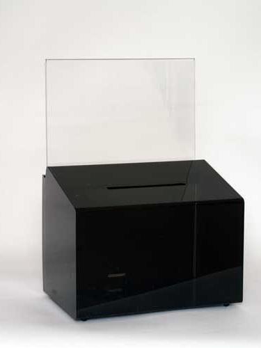 Comment/Ballot Boxes