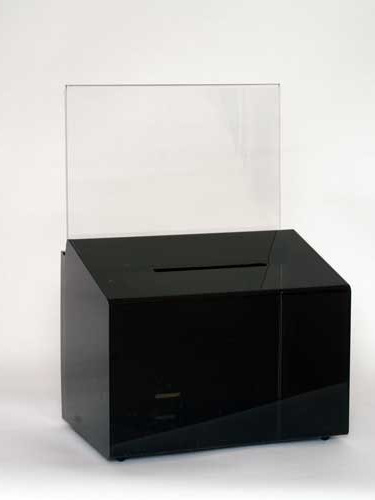 Comment/Ballot Boxes