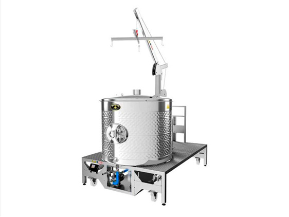 commercial brewing system 1000L