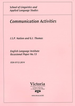 Communication Activities
