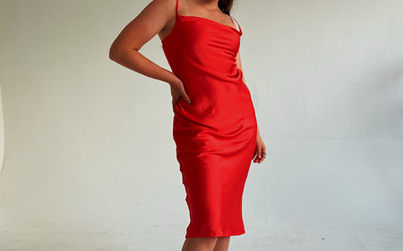 Como Slip Dress