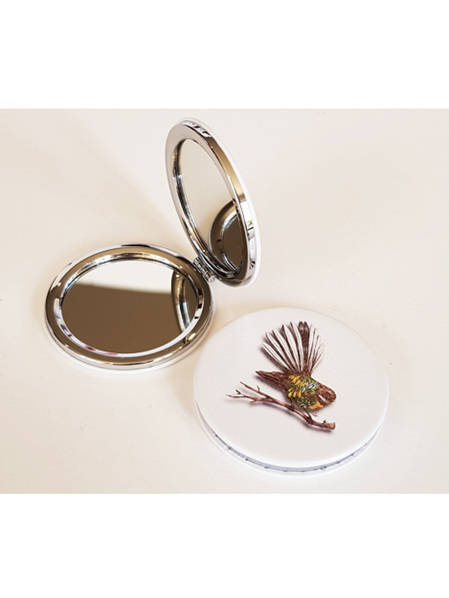 Compact Mirror - Fantail