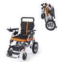 Companion Convertible Travel Folding Electric Wheelchair