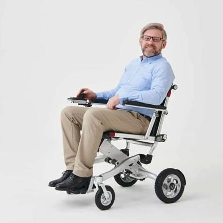 Companion Travel Lite Wheelchair