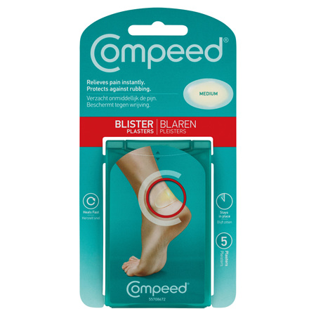 Compeed Blister Medium 5s