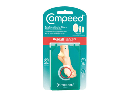 COMPEED Blister Mixed 5pk
