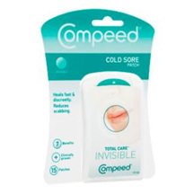 COMPEED COLD SORE PATCH 15S