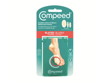 Compeed Mixed Blister 5 Pack