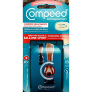 Compeed Sports Heel Blister 5pk