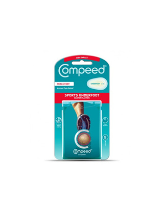 Compeed Sports Underfoot Blister 5pk