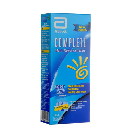 Complete Easy Rub Multi-Purpose Solution 100ml