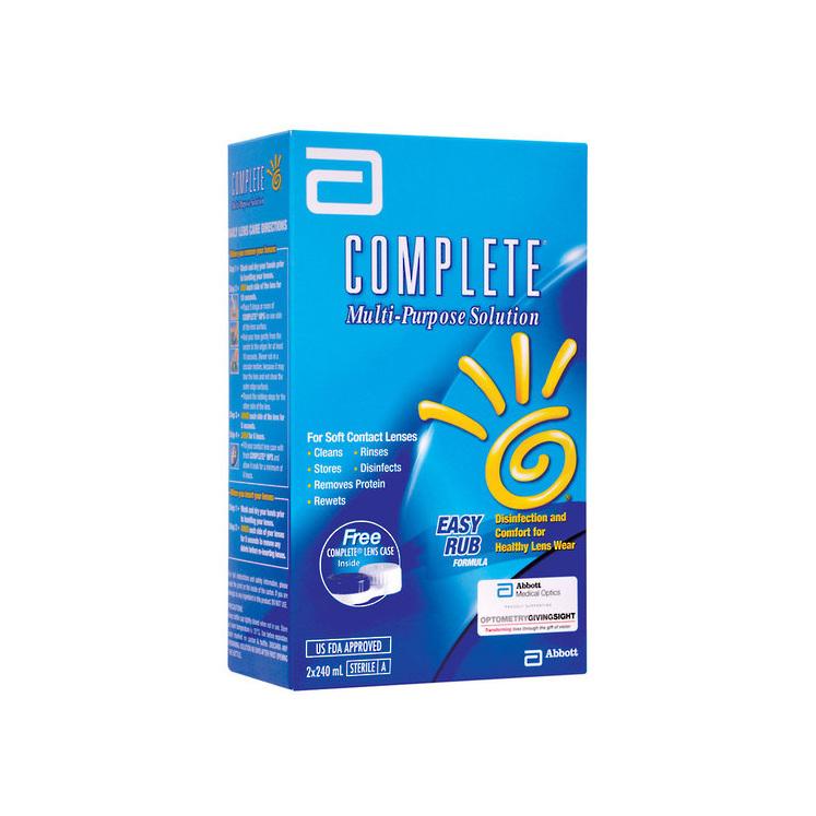 Complete Easy-Rub Solution 2 x 240ml