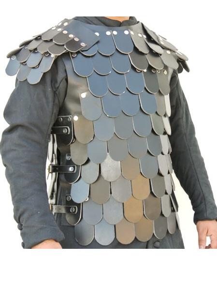 Composite 3 - Leather Scale Armour