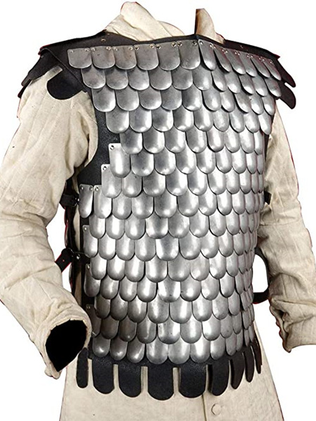 Composite 6 - Metal Scale Body Armour