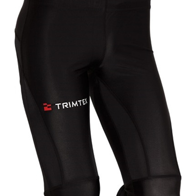 Compress TRX 3/4 Tights Black