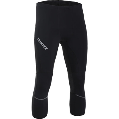 Compress TX 3/4 Tights Black