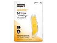 COMV Medihoney Adhes. Dressing Lg 8