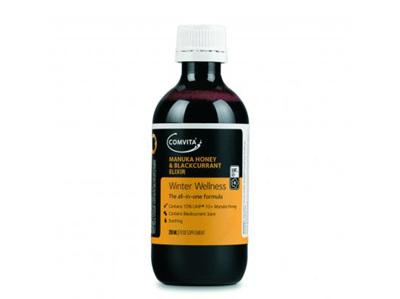 COMV MH & Blackcurrant Elixir 200ml