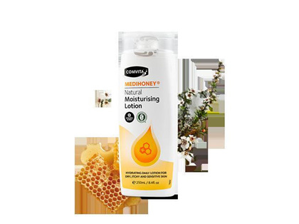 Comvita Medihoney Natural Moisturising Lotion