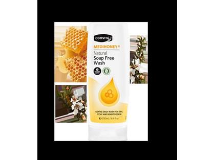 Comvita Medihoney Natural Soap Free Body Wash