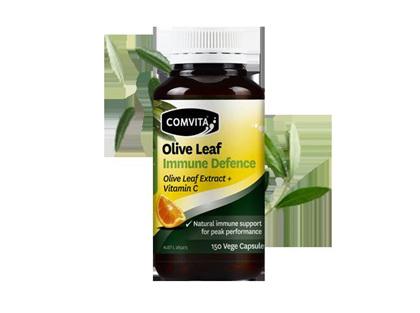 Comvita Olive Leaf Immune Defence Capsules