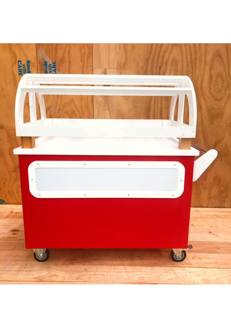 concession cart hire